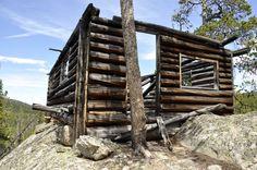 big horn mountains :: goldmine camp