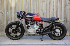 honda cafe racer cx500