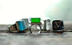 Pretty Little Pieces | Eco-friendly jewelry and accessories @reVetro | Eco Fashion | Organic Spa Magazine