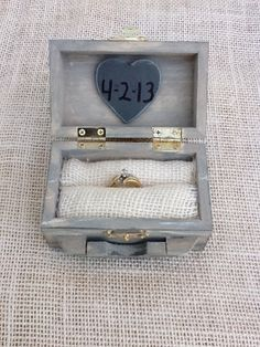 Hey, I found this really awesome Etsy listing at http://www.etsy.com/listing/127490317/personalized-wedding-ring-box-beach