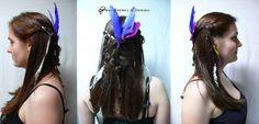 indiánský make-up a účes Hair Styles, Beauty, Hair Plait Styles, Hair Makeup, Hairdos, Haircut Styles, Hair Cuts, Hairstyles, Beauty Illustration