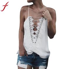 2017 Hot Summer Camis Women Sexy backless Tops Lace Sleeveless Criss Cross Tank Top black/white camis tops blusa http://thegayco.com/products/2017-hot-summer-camis-women-sexy-backless-tops-lace-sleeveless-criss-cross-tank-top-black-white-camis-tops-blusa