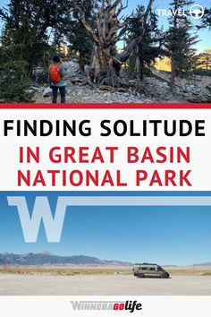 Finding Solitude in Great Basin National Park in Nevada Ways To Travel, Rv Travel, Family Travel, Travel Destinations, Camping Spots, Go Camping, Family Camping, Great Basin, Great Stories