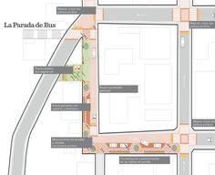 Conoce las intervenciones urbanas propuestas por Gehl Architects para Puerto Varas y Puerto Montt, Chile,Diseño conceptual para la Fase 1