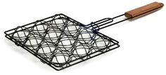 Charcoal Companion CC3504 Non-Stick Meatball Basket