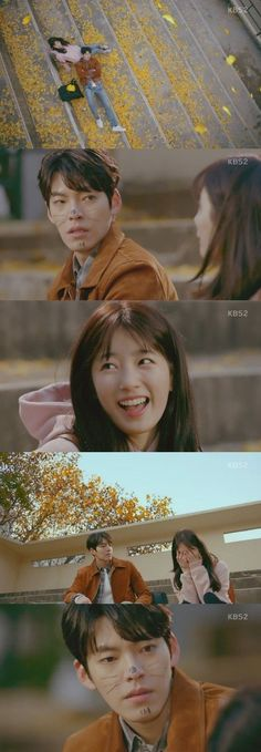[Spoiler] Added episode 3 captures for the #kdrama 'Uncontrollably Fond'