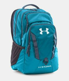 99726ffed571 Under Armour® Recruit Backpack - Women s Bags in Pacific Mechanic Blue Wht
