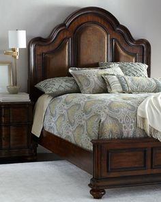 Jenner Bedroom Furniture At Horchow Cali King Bed Beds