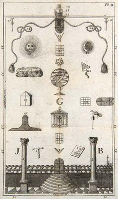 (Pérau, Gabriel-Louis) L'ordre des Francs-Maçons trahi, : Lot 1279