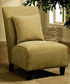 @Overstock - Enhance your home decor with this sage tapered chair Sturdy chair features solid hardwood frame and leg construction Fashionable piece of furniture is sure to accent any room in your homehttp://www.overstock.com/Home-Garden/Tapered-Chair-Sage/2663977/product.html?CID=214117 $139.99