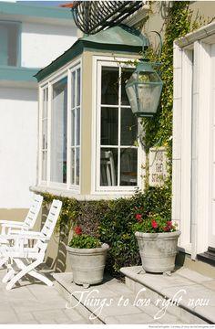 Bay Window Garden Ideas outside bay window Love Boxed Bay Windows