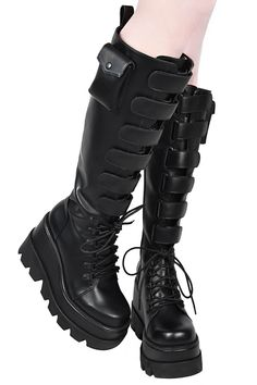 NEW! Darkwave Boots | Wilderness lives in your soul.   #KILLSTAR