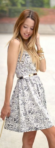 A Girl In #Baroque by Our Favorite Style