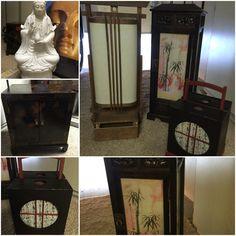 Asian decor for sale
