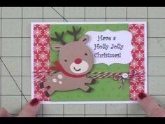 12 Days of Christmas Card #12
