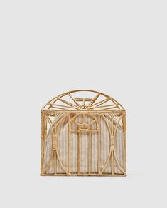 CAGE BAG-View all-BAGS-WOMAN   ZARA United States