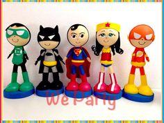 centros de mesa superheroes - Buscar con Google - Visit to grab an amazing super hero shirt now on sale!