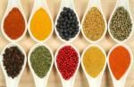 """9 spices with """"super healing powers"""" =) mostly just good-for-you spices, but a nice title nonetheless."""