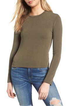 62e6238dfeddc5 Free shipping and returns on Long Sleeve Tee at Nordstrom.com. A simple,