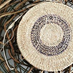 There are a few places left at the table this Saturday left to join @mrsbmunro in learning the fine art of basketry. 1-4pm at Brookvale. Book at dtllworkshops.com.au #basketry #coiling #events #lovelocal #workshop #northernbeaches
