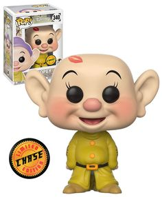Funko POP! Disney Snow White And The Seven Dwarfs #340 Dopey - Chase Limited Edition - New, Mint Condition.  http://www.ebay.com.au/itm/Funko-POP-Disney-340-Snow-White-And-The-Seven-Dwarfs-Dopey-CHASE-New-Mint-/232555733829 OR http://www.supportivepc.com/  #Funko #FunkoPop #Disney #SnowWhiteAndTheSevenDwarfs #Collectibles