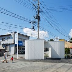 "Kubo Tsushima Architects develops an alternative to Japan's ""dismal"" public toilets"