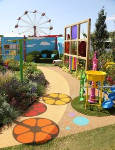 sensory gardens for special needs - Google Search
