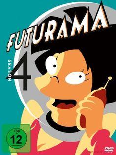 Futurama - Season 4 (DVD): Amazon.co.uk: DVD & Blu-ray