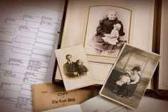 New to researching your family tree? Try this step by step introduction to family tree research and learn more about your ancestors and your roots. Family tree research is easy and fun!