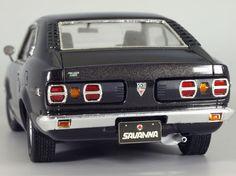 Mazda Savanna RX-3 1/24 scale