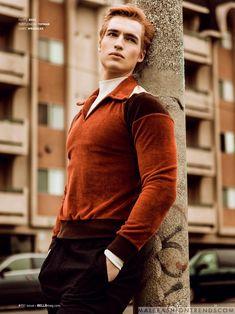 Trevor Stines para BELLO Magazine por Christopher Santiago