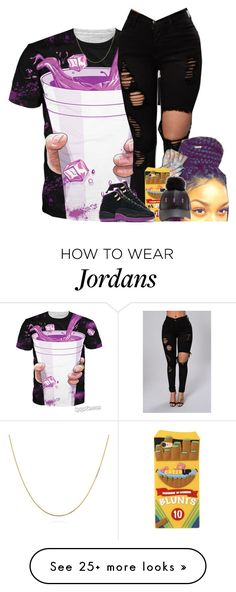 """"""""""" by kennisha84 on Polyvore featuring BERRICLE and NIKE"""
