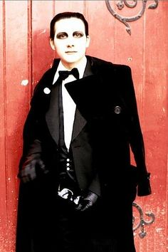 vintagegal: Dave Vanian of The Damned