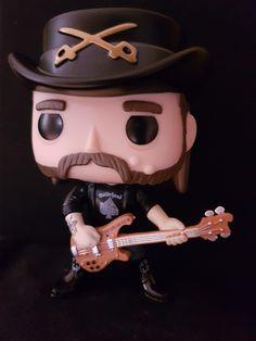 Lemmy. Funko vinyl figure.