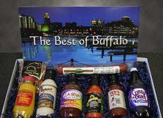 Buffalo Gift Box Sampler http://www.buffalofoods.net/