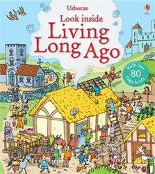 This lift-the-flap history book for young children follows a modern town back in time to show how people lived during different historical eras. Children can lift the flaps to see the new inventions of the early twentieth century, look inside a factory 200 years ago and even explore an ancient Roman villa and a Bronze Age settlement.