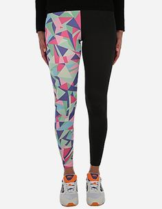 Phony Pony - Fifty-fifty Leggings multi