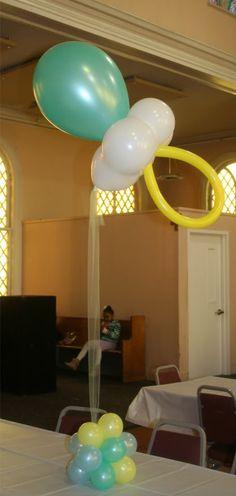 Balloon Centerpiece