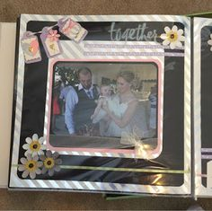 stampncricut: Wedding Album -- page 16
