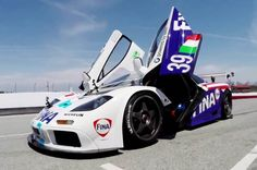 Justin Bell wrings out McLaren F1 GTR at Mid-Ohio - Autoblog