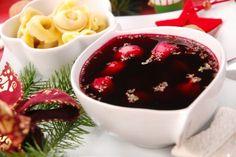 kilka dni przed świętami:  To czas na pieczenie i gotowanie potraw.