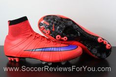 meet 6f537 7cc39 Nike Mercurial Superfly 4 AG Review