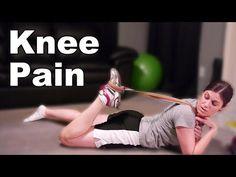 5 Stretches To Help Cure Knee Pain - Fit Vivo