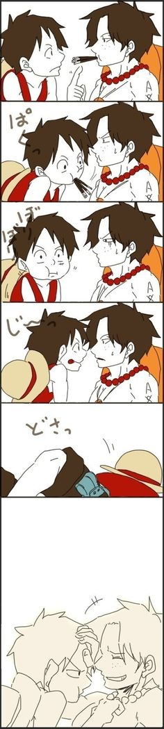 Ace x Luffy - AceLu