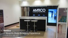 SMT: Amtico shop-in-shop