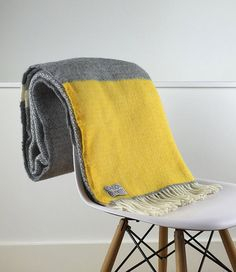 14 Best Yellow Throw Blankets images  e0d314676
