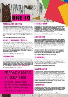 WORKSHOP 2015 UKE 10 Workshop, Lens, Atelier, Lentils