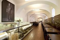 Lokál, Prague. The definition of delicious comfort food ... and beer.