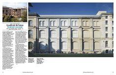Diener & Diener Architekten  Museum für Naturkunde, Berlin, Allemagne, 2010.