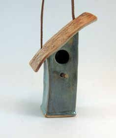Extruder Project: Ceramic Bird House***Research for possible future project.